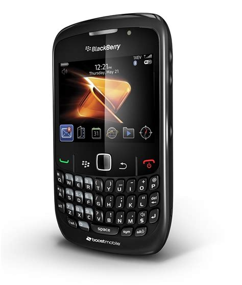 mobile black berry boost mobile gets blackberry curve 8530