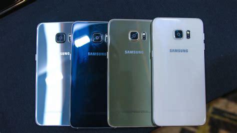 Samsung S6 End Colour Custom samsung galaxy s6 edge on and impressions