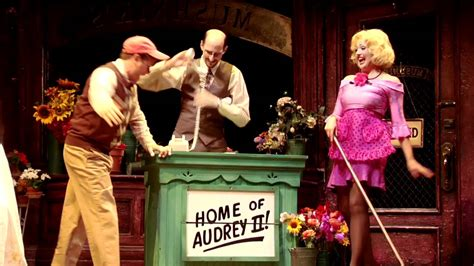 little shop of horrors musical wikipedia quot little shop of horrors quot trailer youtube