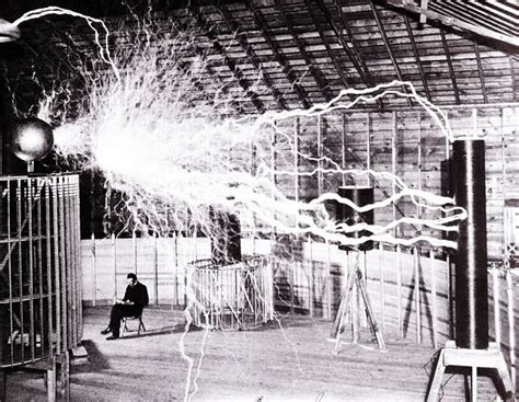 Nikola Tesla Contribution Nikola Tesla Will The Real Mad Scientist Stand Up