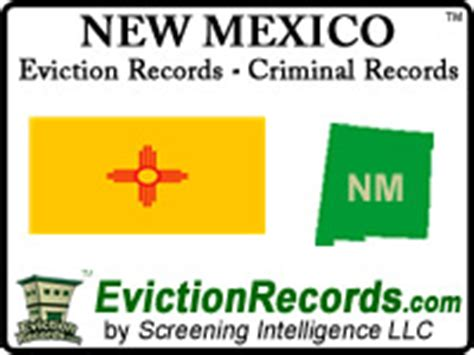 New Mexico Criminal Record New Mexico Criminal Records Nm Tenant Eviction Search