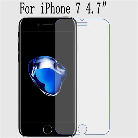 Tempered Glass Warnacolour Iphone 7 Plus High Quality Paper Pack high quality for iphone x tempered glass screen protector for iphone 6s 7 plus 8 screen