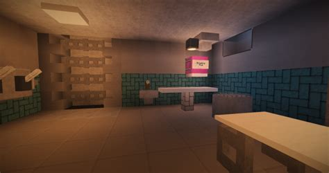 craft funeral home funeral home morgue minecraft project