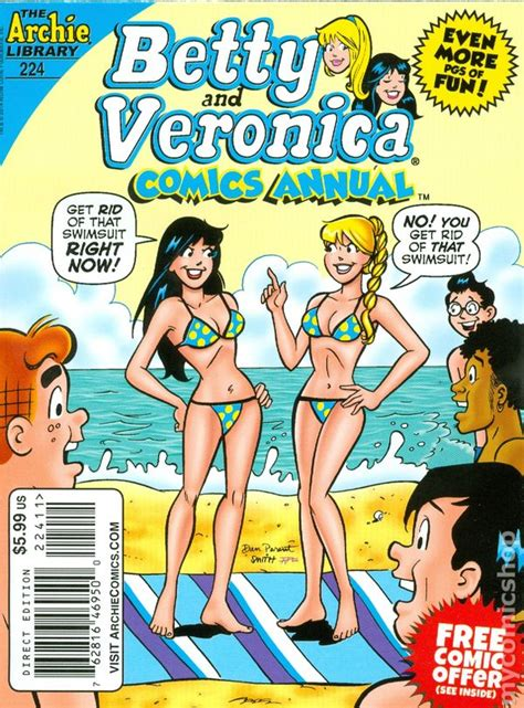 Archie Digest 224 betty and comic books issue 224
