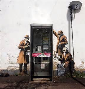 banksy meaning