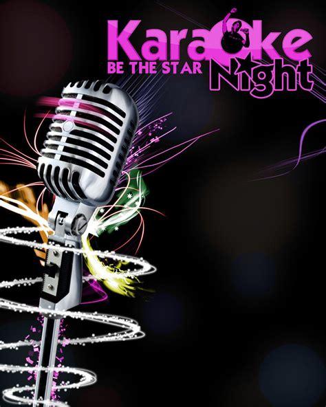 design wallpaper karaoke karaoke night ven a celebrar con nosotros el cumplea 241 os de