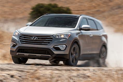 Hyundai Santa Fe 2014 Mpg by 2014 Hyundai Santa Fe Limited Awd Three Quarters