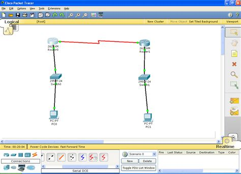cisco packet tracer tutorial exles networking tutorials cisco packet tracer part 1