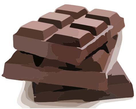 chocolate clipart chocolate bars clip at clker vector clip