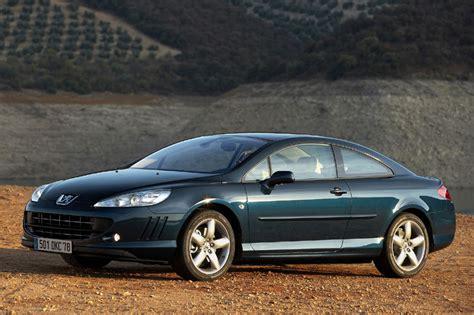 peugeot 407 coupe 2008 peugeot 407 coup 233 st 2 2 2008 parts specs