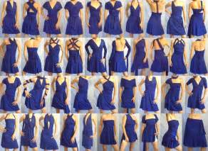 Ways To Tie An Infinity Dress To Free Your Style Custom Made Convertible Fashions