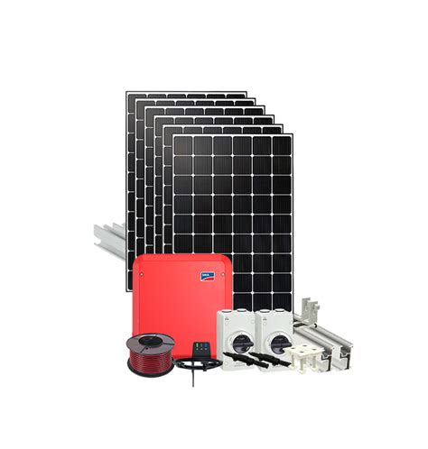 grid solar kits for homes 4kw grid connect solar system tin roof sola mart
