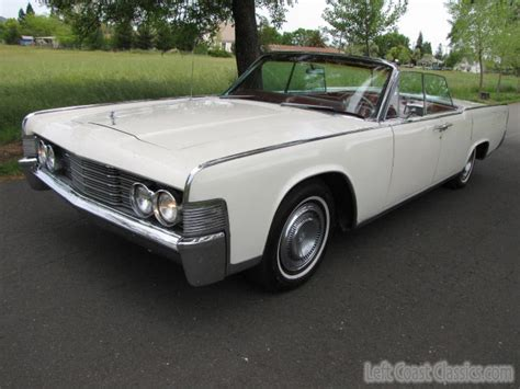 lincoln continental 1965 for sale 1965 lincoln continental convertible for sale