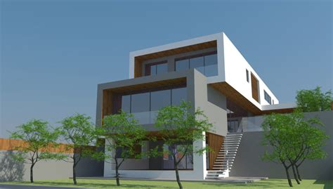 modern homes design fascinating modern sloping house plans including steep