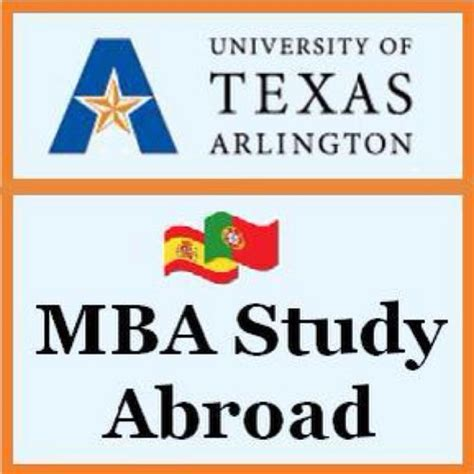 How To Get Scholarship For Studying Mba Abroad by Uta Mba Study Abroad Utambaabroad