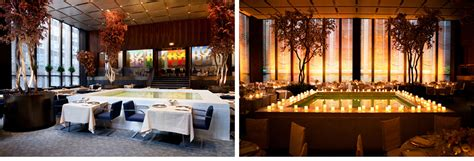 Four Seasons Grill Room by V217 Great Escapes Four Seasons Restaurant Manhattan