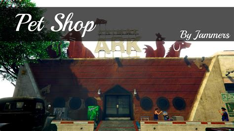 animal ark pet shop gta5 mods com