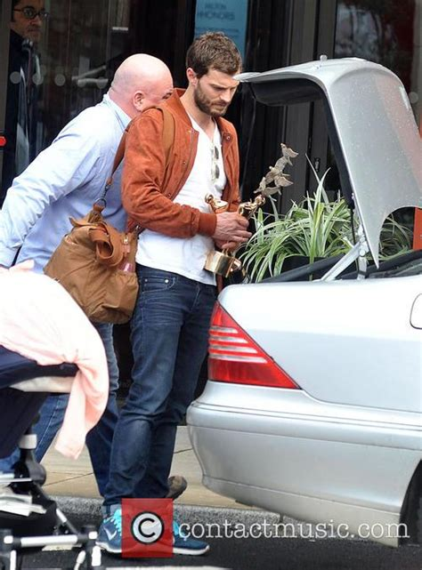 fifty shades of grey actor name picture jamie dornan dublin ireland sunday 6th april