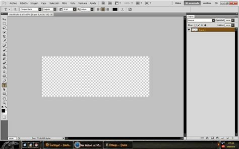 tutorial photoshop cs5 como hacer un logo como hacer logos y barras para tu post con photoshop cs5