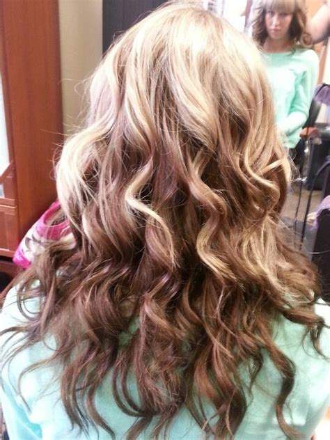reverse ombre curls short hairstyle 2013 69 best images about hair on pinterest reverse ombre