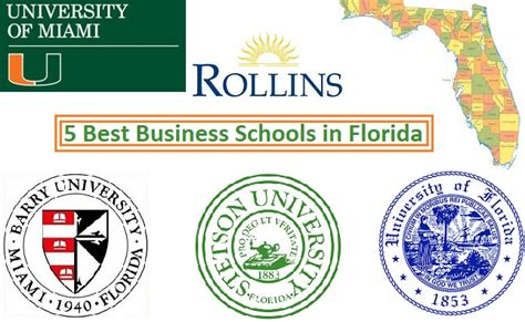 Top Mba In Florida by 5 Best Business Schools In Florida United States