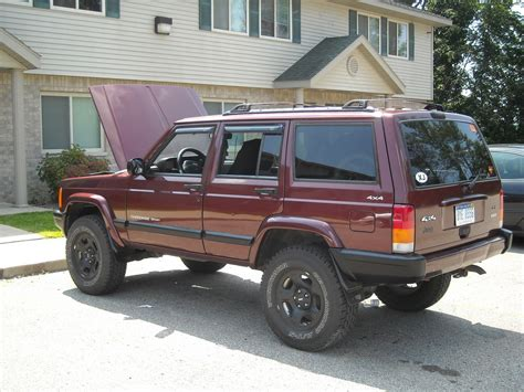 Jeep Xj Info 2000 Jeep Xj Pictures Information And Specs