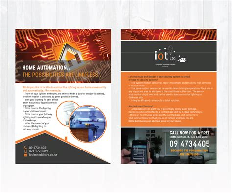 flyer design nz 16 modern colorful home and garden flyer designs for a