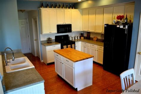 Waxed Concrete Countertops by After
