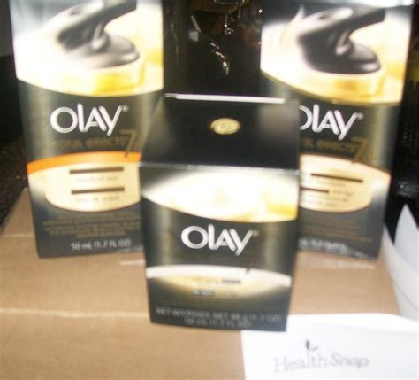 Olay Total Effect 7 In 1 olay total effects 7 in 1 anti aging daily moisturizer