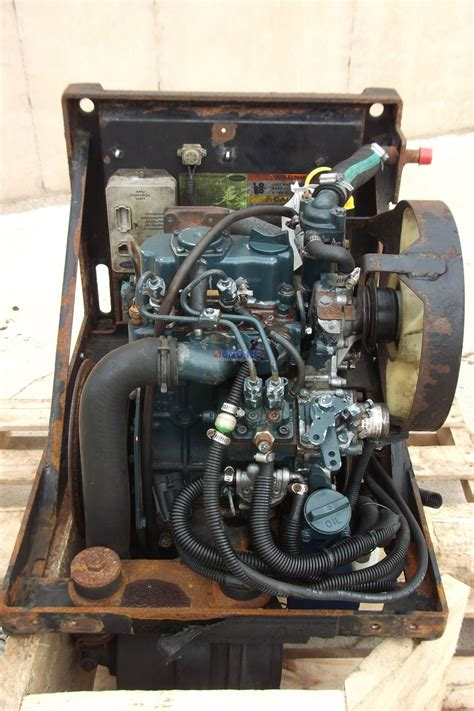 engine fits kubota  engine complete carrier apu pc good running