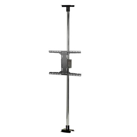 Ceiling Stand by Peerless Modular Series Floor To Ceiling Tv Mount Kit