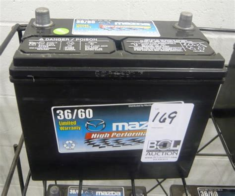 car battery mazda 6 mazda car battery 36 60