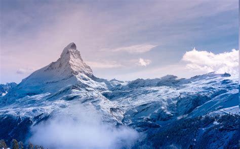 matterhorn mountain alps nature landscape switzerland