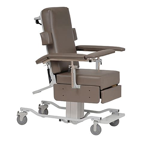 Adjustable Reclining Blood Drawing Chair Custom Comfort