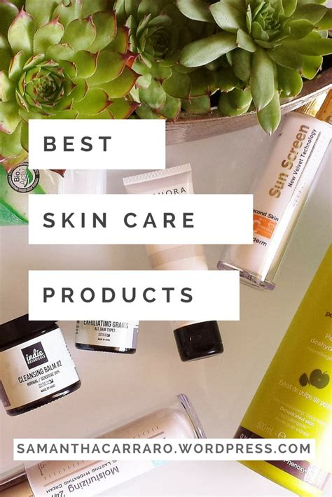 Makeup Skin Care Hair Care Best Products Of The Month by Skin Care Diy Best Skin Care Products On Samanthacarraro