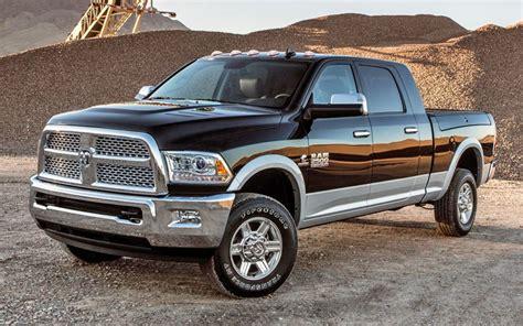 2015 dodge ram up 2015 ram heavy duty trucks www trailerlife