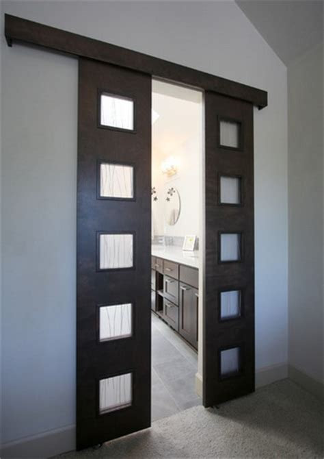 frosted glass bathroom entry door frosted glass sliding barn door style for bathroom entry doors decolover net