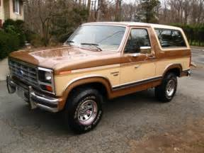 1980 Ford Bronco For Sale 7k Mile 1986 Ford Bronco Xlt Bring A Trailer