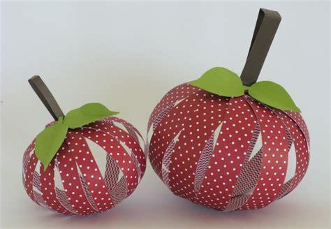 Apfel Deko Zum Basteln by Fruchtige Deko Zeit Zum Bastelnzeit Zum Basteln