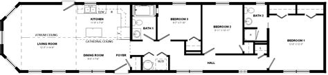 Studio Floor L 100 Apartment Studio Floor Plan 48 50 Three U201c3 U201d Bedroom Apartment House Plans