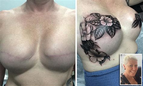 3d nipple tattoos breast reconstruction breast cancer survivor by trolls after
