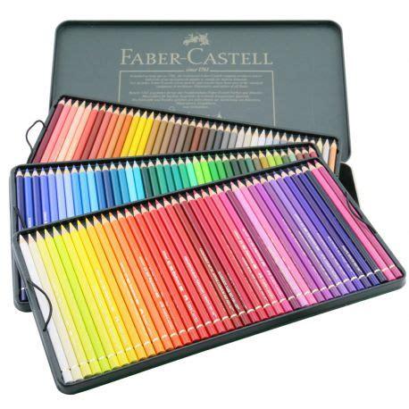 polychromos colored pencils polychromos pencil tin set of 120 cowling wilcox ltd