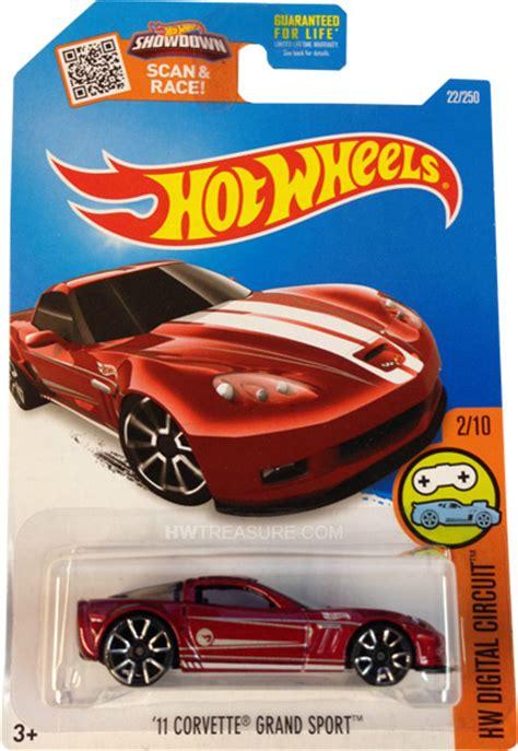 Hotwheels Traesure Hunts Cur 11 corvette grand sport wheels 2016 treasure hunt hwtreasure