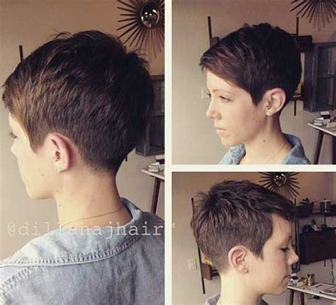 pixie cut back on pinterest shaved nape edgy pixie hair gesicht rahmung kurzen pixie frisur ideen neue frisur stil