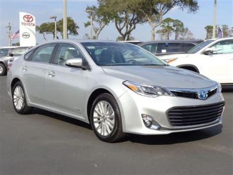 2014 toyota avalon hybrid xle premium sell new 2014 toyota avalon hybrid xle premium in 2995 us