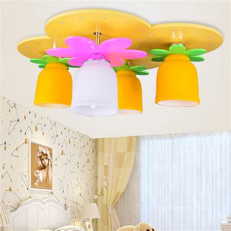 girls ceiling light surface mounted led kids bedroom ceiling lights girls