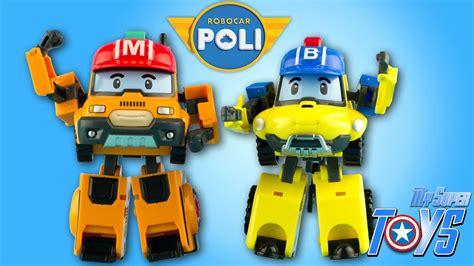 Robocar Poli Bucky new robocar poli bucky mountain rescue team