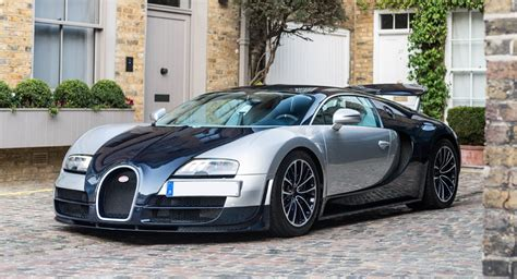 bugatti chiron supersport not in line for a bugatti chiron then how about this