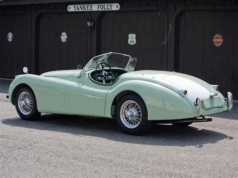 jaguar 1950 xk120 jaguar xk120 roadster 1950 54