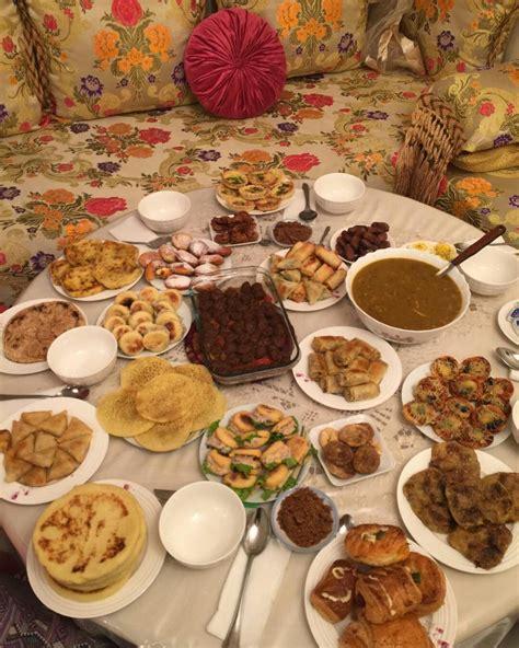 table de ftour ramadan au maroc aime le